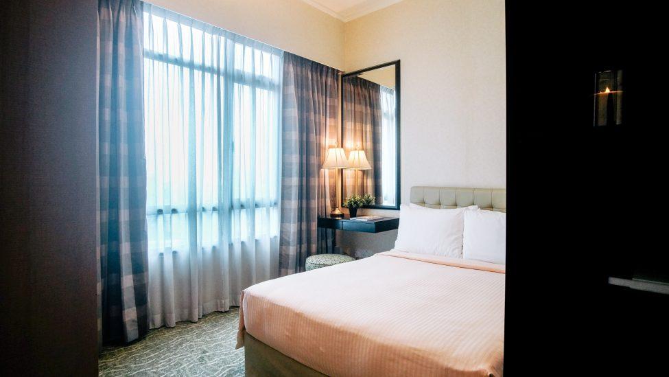 Two Bedroom Grand Terrace Second Bedroom
