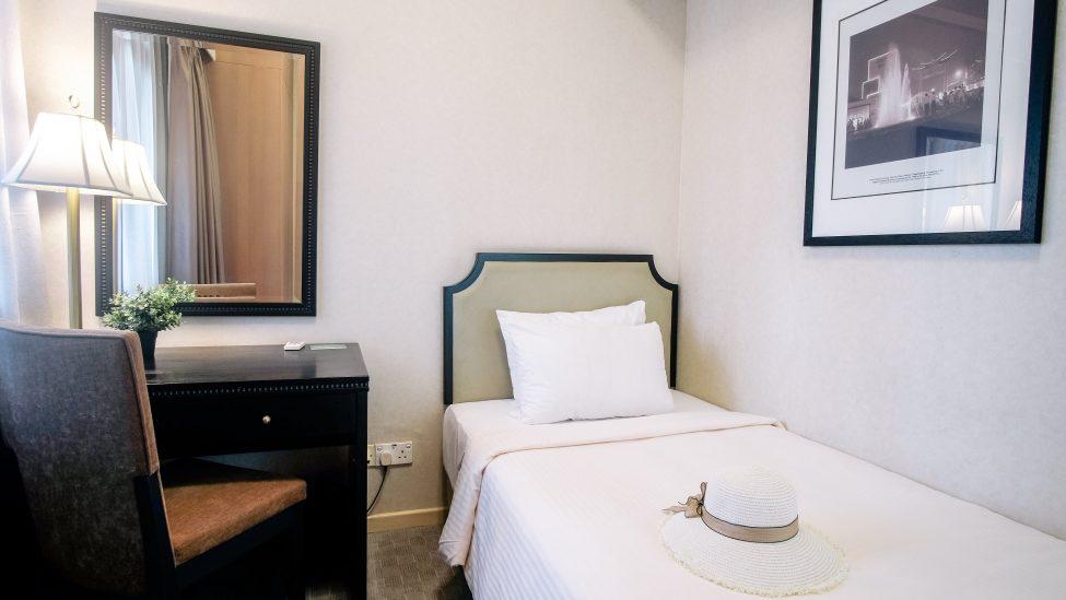 two bedroom deluxe second bedroom