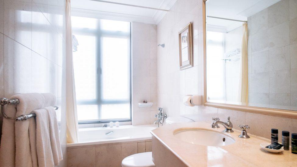two bedroom deluxe master bathroom