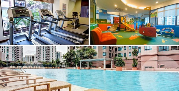 Serviced Apartments Amenities