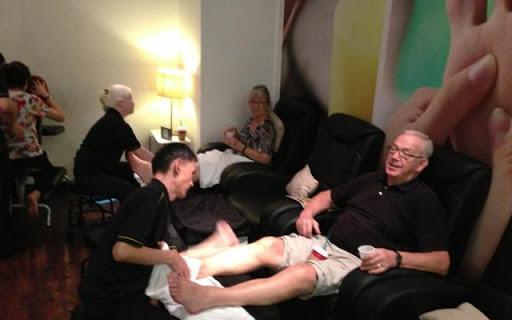 6. Relax at My Foot Reflexology