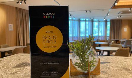 Agoda Gold Circle